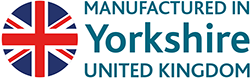 Manufactured in Yorkshire