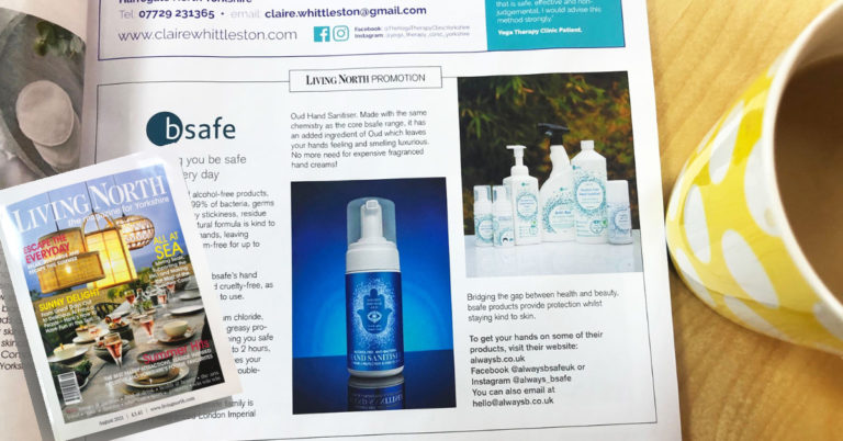 bsafe…in the news!